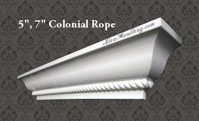 Colonial Rope 5,7
