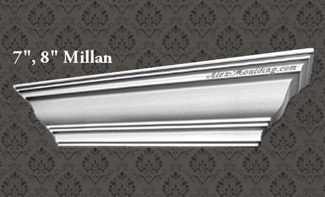 Milan 5, 6.5, 8