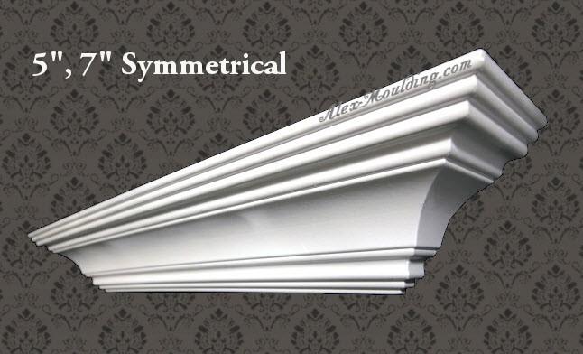 Symmetrical  5,7