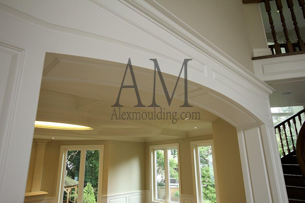 Decorative Ceiling Moulding