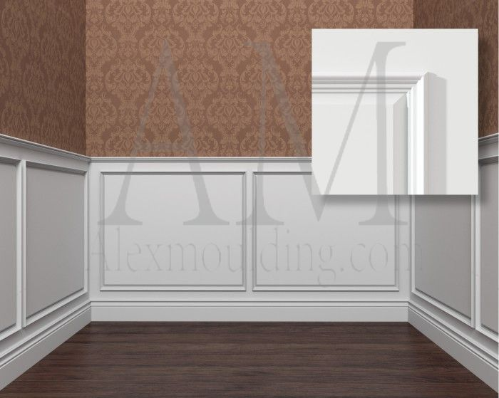 Types Of Paneling For Walls : Modern wainscoting panels idea types wainscot kits faux