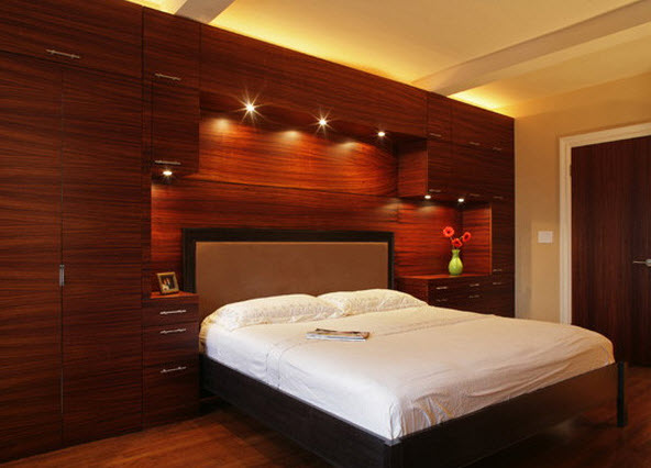 decorative wall paneling idea - Modern Wall Paneling Designs