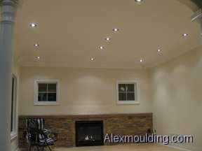 Basement Pot Lights Installation Breaker Panel