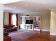 Main Floor potlights hallway living room dining room ...