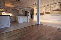 Toronto Kitchen Cabinets cornice Crown Moulding Showroom