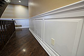 Wall Panel Wainscotting