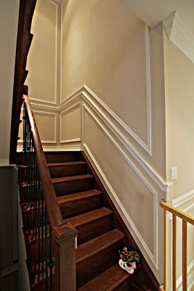 Raised Panels Wainscoting Toronto