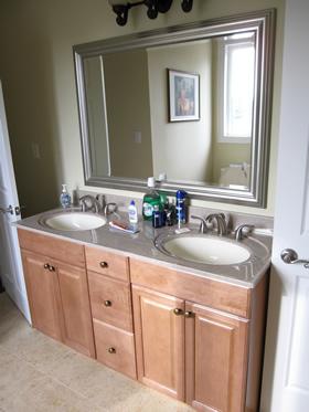 custom bath vanities manufacturing in toronto
