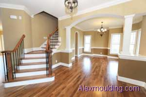 Richmond Hill hardwood floor