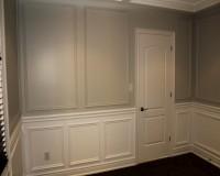 Mdf Wood Paneling On Door Openings