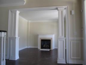 Indoor Pillars Columns Home Design Most Decorative
