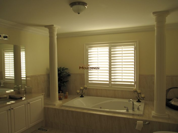 bathroom trims