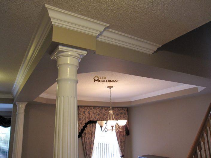 crown moulding corners