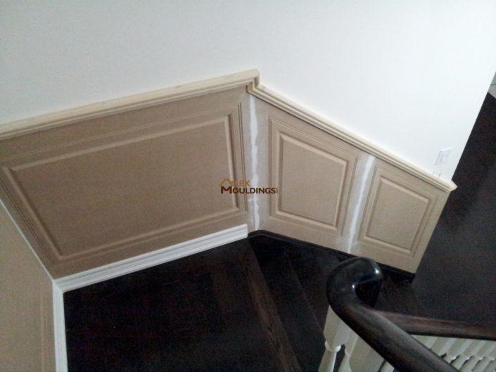 raised panels unpainted