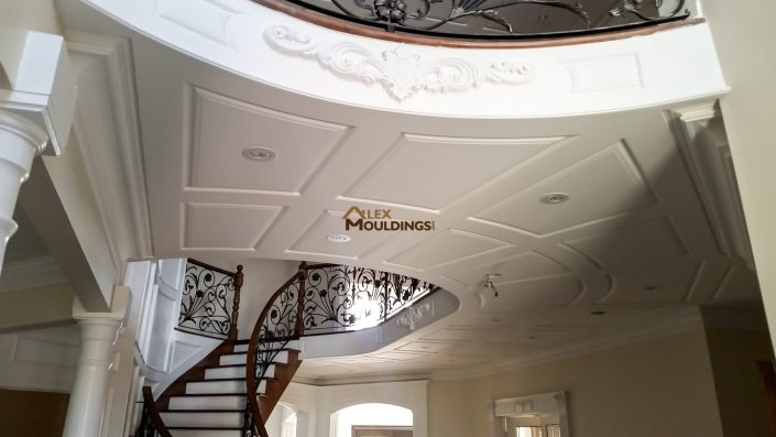 ceiling wainscoting panels