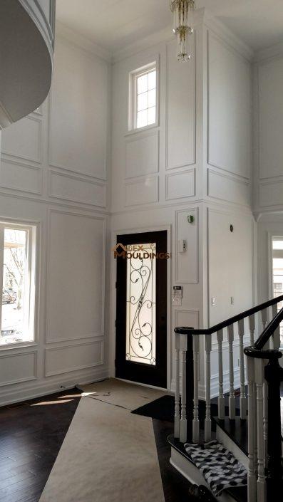 entryway appliques