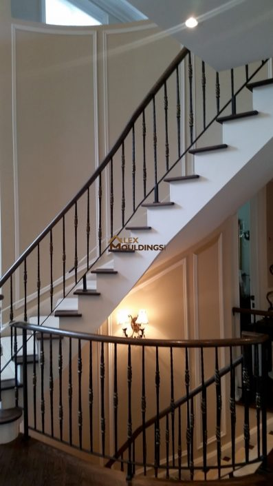 stairway appliques
