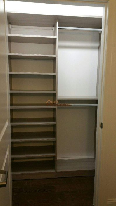 easy storage closet cabinets