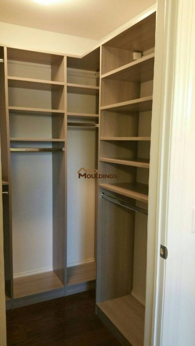 easy access closet solution