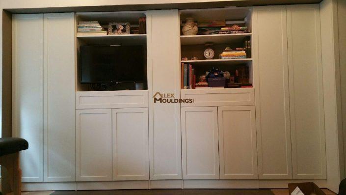 closet storage design