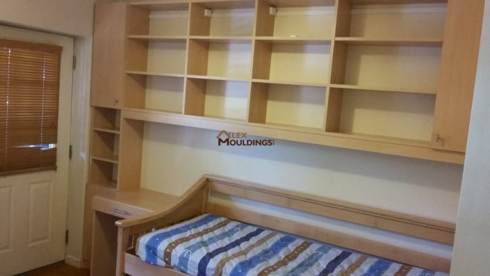 kids room storage system