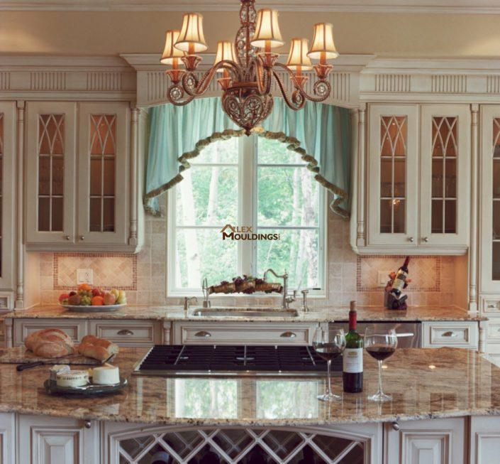 antique kitchen style