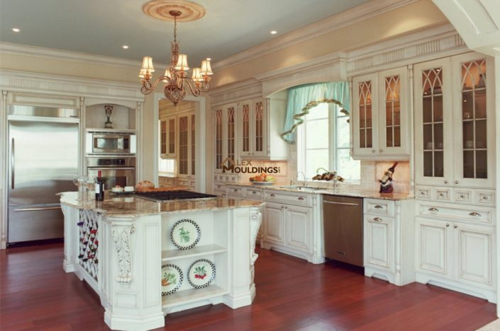 amazing kitchen with incredible custom features