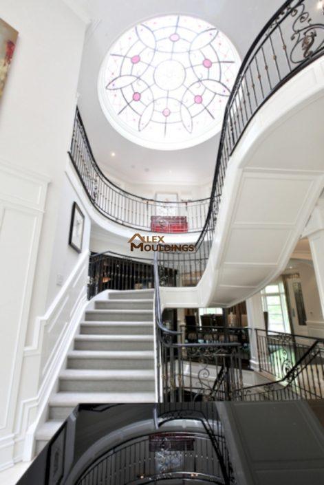custom designed stairways