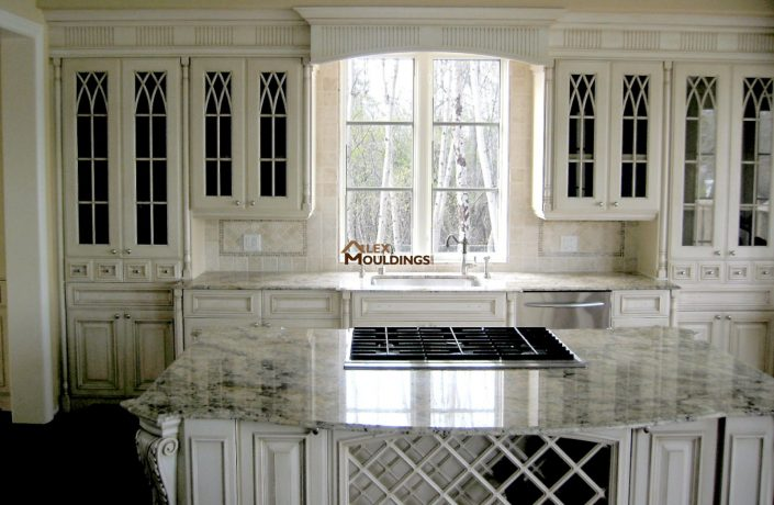 french doors kitchen cabinets