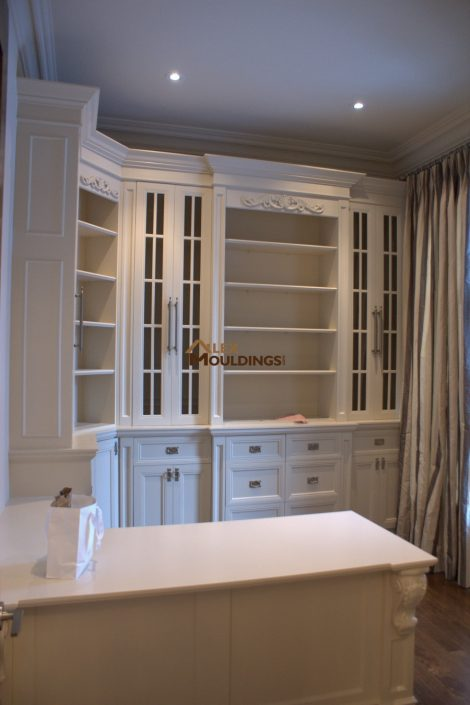 wall unit with drawers and shelves
