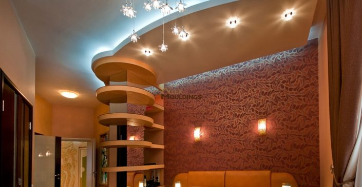 dropped ceiling design