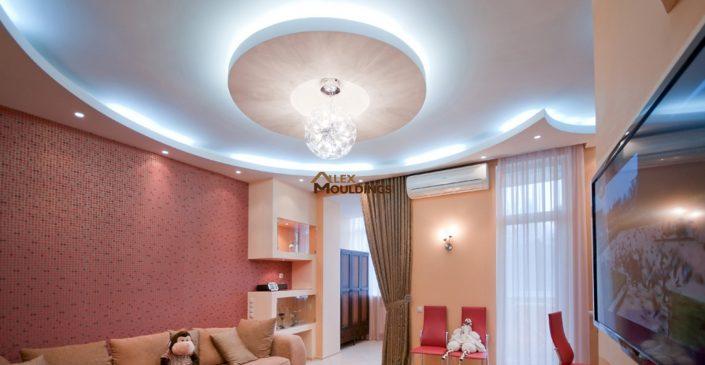 beautiful ceiling condo
