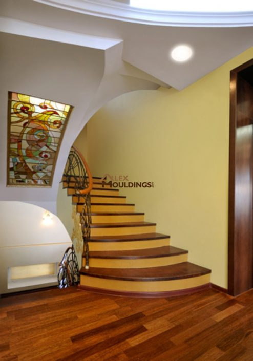 ceiling design abstract