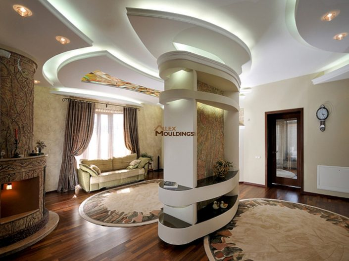 beautiful accent lighting for ceiling design