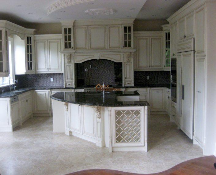unique custom kitchens