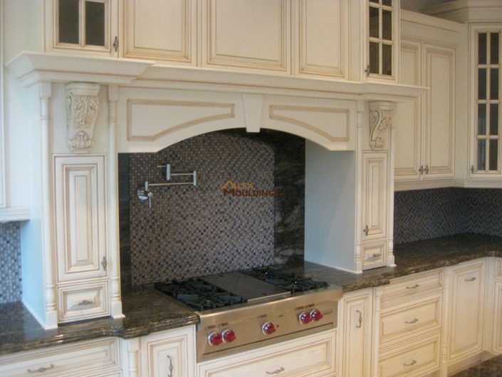 kitchen crafted hood