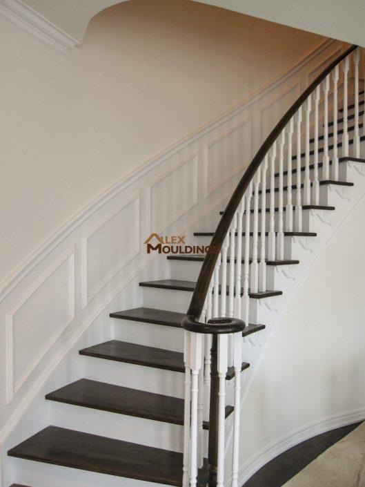 Stairway applique design