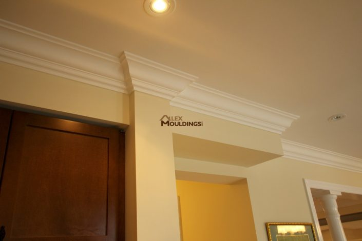 interior cornice moulding styles