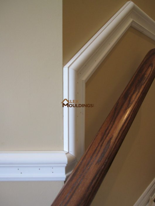 wall trim details