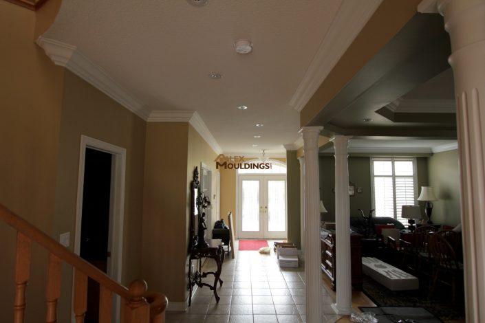 ceiling trim style