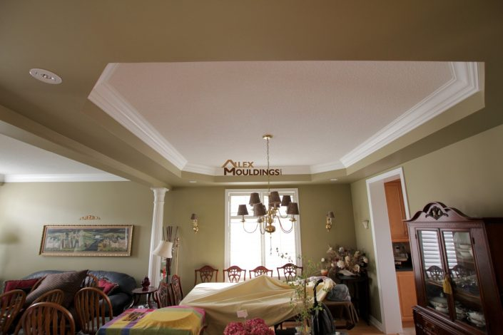 tray ceiling decoration