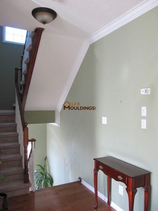 stairway ceiling decoration