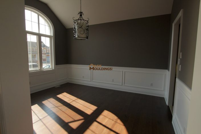 wall trim painting
