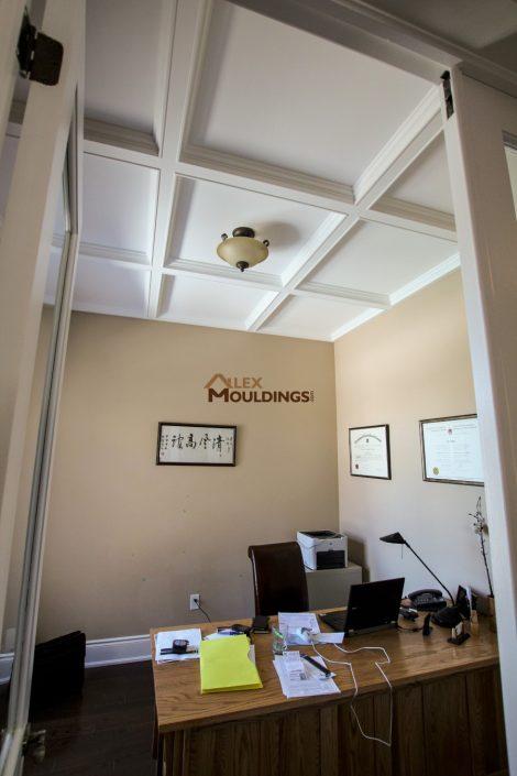 Office ceiling design