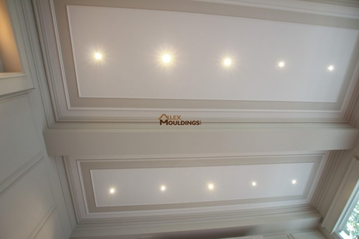 ceiling frames with pot lights
