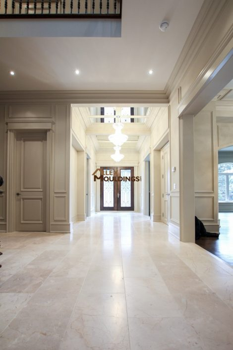 hallway ceiling idea