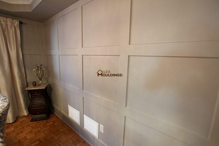 full wall wainscoting shaker