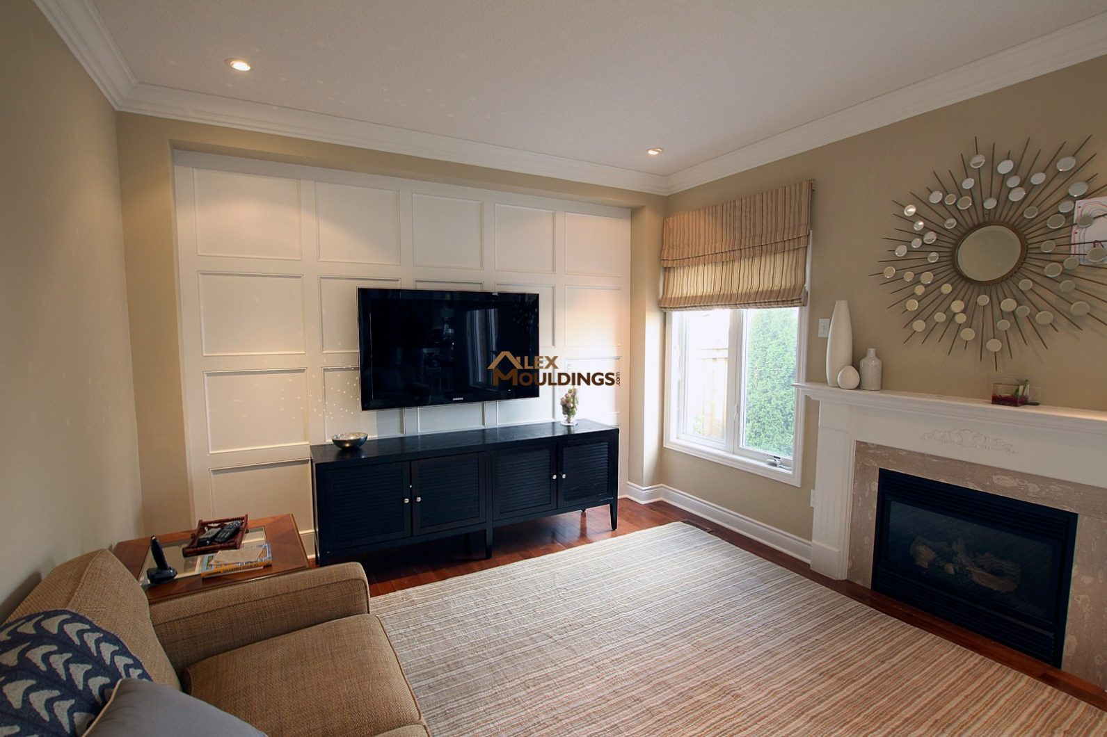 WALL PANELS WAINSCOTING - Raised | Recessed | Flat ...
