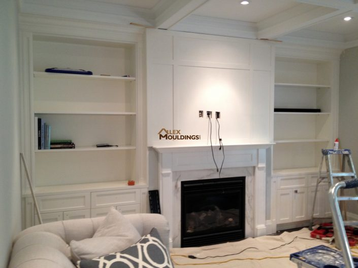 modern wall unit design
