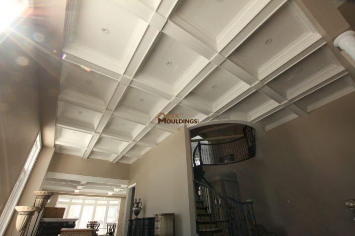 Classic Coffered Ceiling design